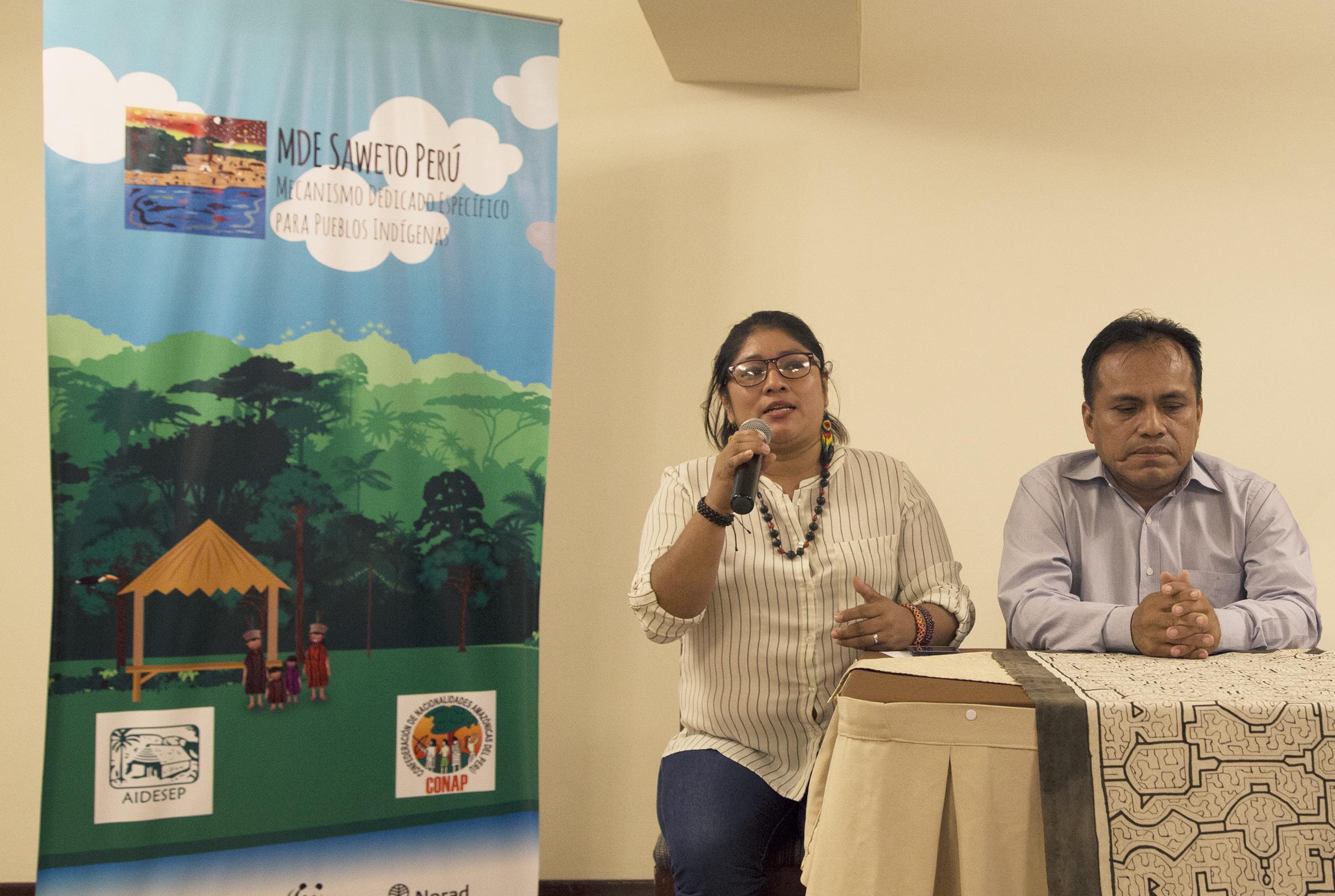 Así vivimos el último día del primer Congreso de Ejecutores del proyecto MDE Saweto Perú