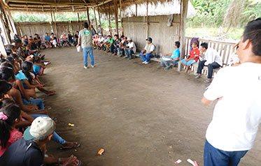 ESTADO PERUANO RECONOCE E INSCRIBE EN REGISTROS PÚBLICOS A 124 COMUNIDADES INDÍGENAS DE LA AMAZONÍA